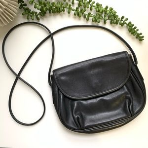 Coach Bag Vintage Crossbody Leather